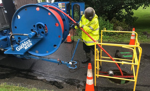 Sanitary And Storm Sewers Maintenance Contract